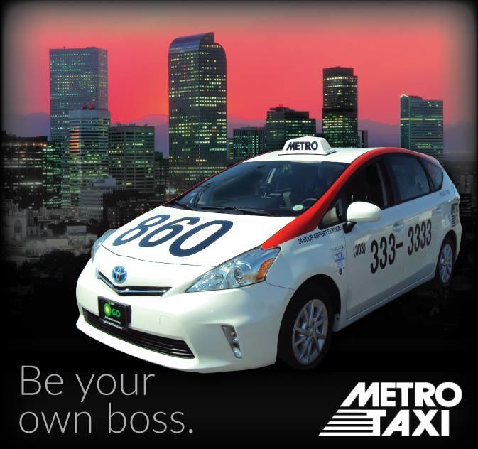 Работа в такси от мэтро